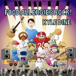 Cover - Food Allergies Rock_Kyle Dine