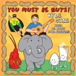 You Must Be Nuts! Cover Art