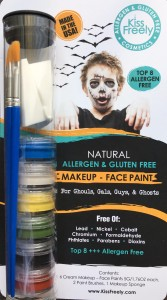 Face Paint New Package2